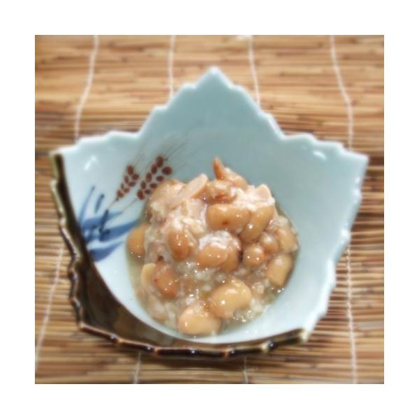 新潟のお土産 ご飯のお供に/ こうじや手造り しょうゆの実 500g|akagefarm|02