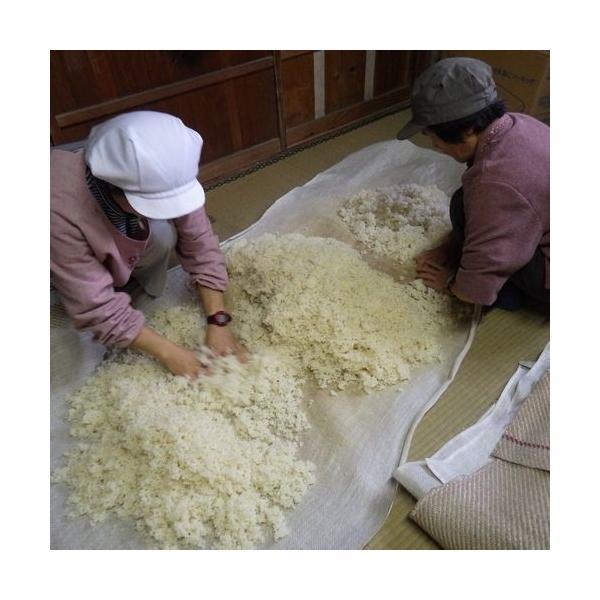 こうじやの味噌500g 無添加天然醸造2年熟成|akagefarm|06