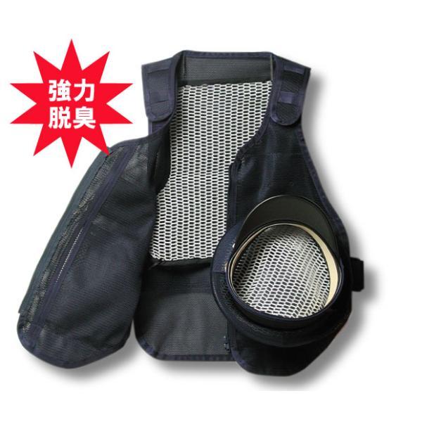 頭のムレを解消して嫌な匂いをなくす 制帽用 快適パッド Agタイプ (ネコポス便可能:2個まで)|akagi-aaa|05