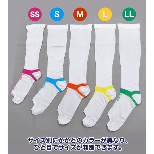 弾性ストッキング 医療用 MBメディカルソックス ひざ下ハイソックス むくみ 着圧ソックス akagi-aaa 04