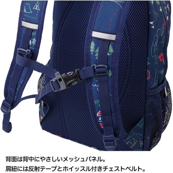 リュック キッズ コールマン ウォーカーミニ 10L Coleman リュックサック キッズリュック akagi-aaa 05