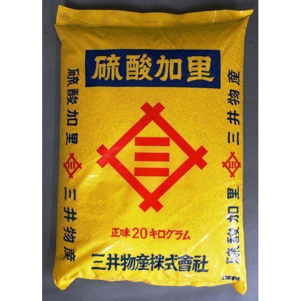 硫酸加里【20kg】