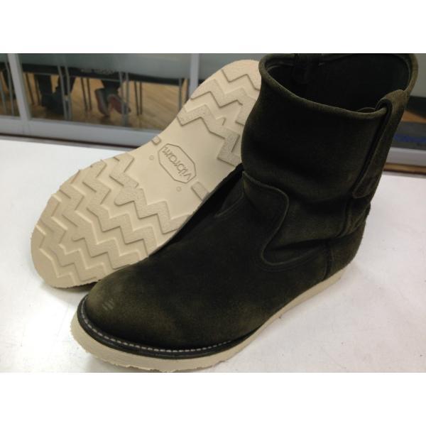 vibramソール4014白 張り替え靴修理 akakutsu 08