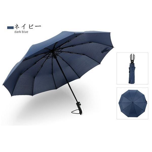 母の日 好評 軽量折りたたみ傘 自動開閉 折り畳み傘 父の日 10本骨 ワンタッチ 傘 かさ メンズ レディース 耐風傘 撥水性 丈夫 大きいかさ 雨傘 雨具 男性 女性|akalui|14