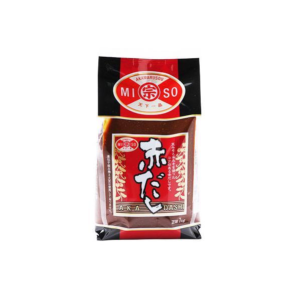 赤だしみそ 1キログラム 赤マルソウ 沖縄の調味料