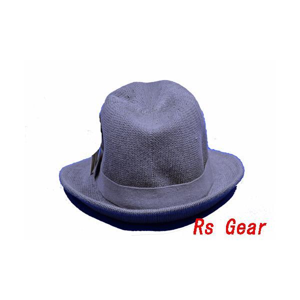 NEWYORK HAT #7129 SOLID FEDORA  akamonbrother-rsgear 03