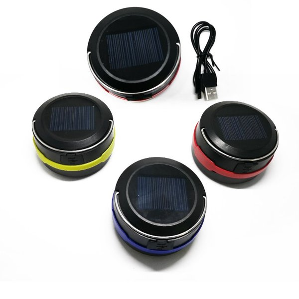 ランタン LED 懐中電灯 ライト 充電式 USB ソーラー充電 アウトドア キャンプ 非常時 od294|akaneashop|10