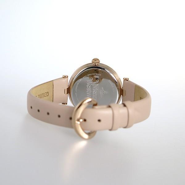 腕時計 ヴィヴィアン ウエストウッド VIVIENNE WESTWOOD クオーツ レディース 腕時計 VV184LPKPK シェル(ご注文から3〜5日以内に出荷可能商品)