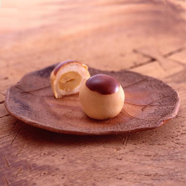 一つぶ 栗饅頭 12個入|akasakaaono