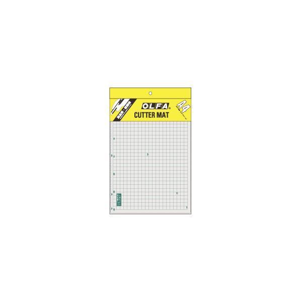 オルファ OLFA カッティングマット カッターマットA4 (225×320×2mm) 134B
