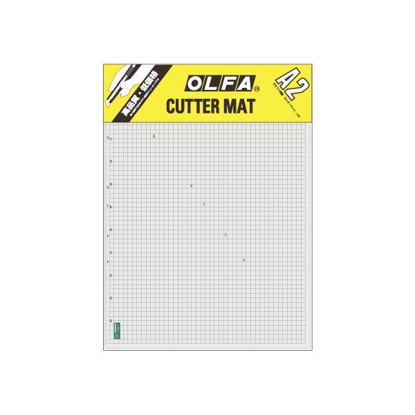 オルファ OLFA カッティングマット カッターマットA2 (450x620x2mm) 159B