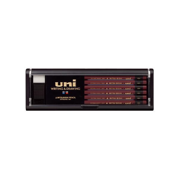 三菱鉛筆 uni 鉛筆 ユニ 1ダース(12本) U9H