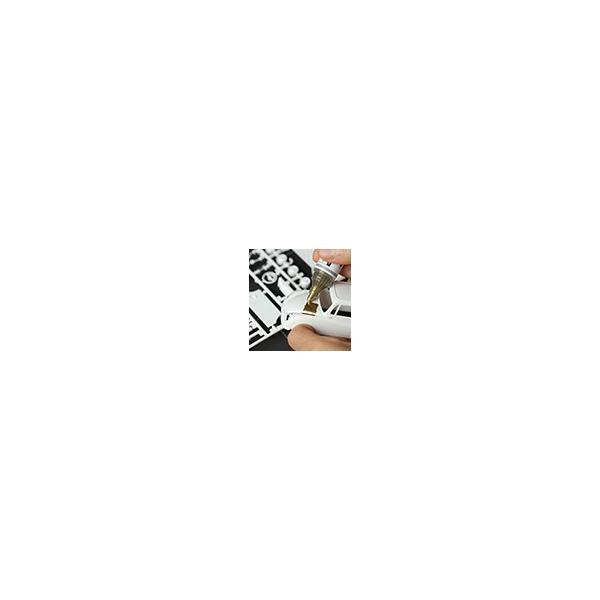 油性マーカー ゼブラ ZEBRA マッキー ペイントマーカー 白 YYT20-W|akatsuka-bs|03