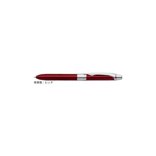 多機能ペン エマルジョンボールペン ゼブラ ZEBRA フィラーレ 2+S レッド P-SA11-R