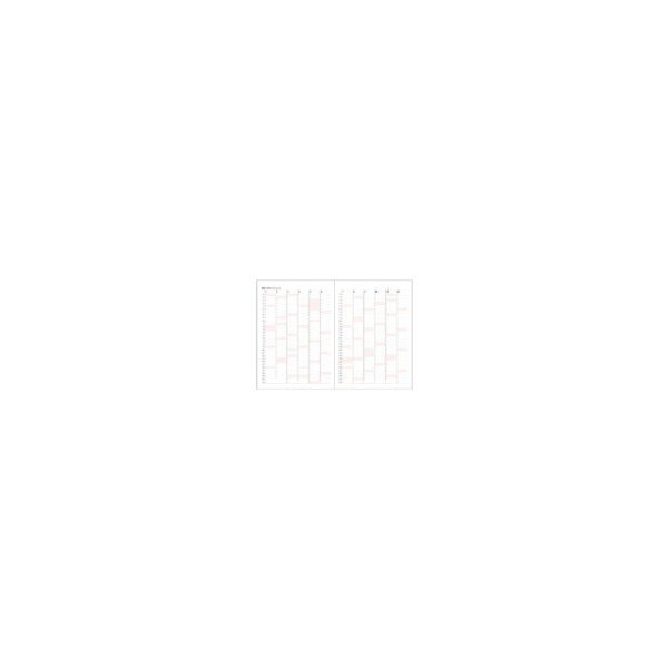 ダイアリー 手帳 ダイゴー DAIGO 2020年1月始まり アポイント Appoint E1037 見開き2週間 A5 ブラック|akatsuka-bs|03
