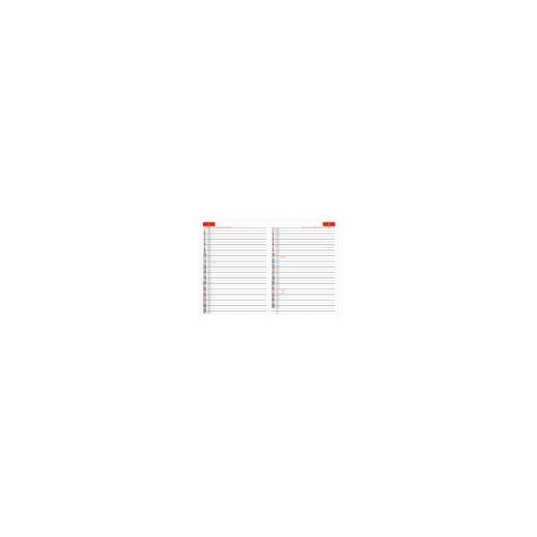 ダイアリー 手帳 ダイゴー DAIGO 2020年1月始まり アポイント Appoint E1037 見開き2週間 A5 ブラック|akatsuka-bs|04
