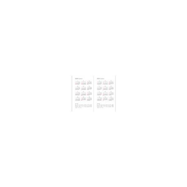 ダイアリー 手帳 ダイゴー DAIGO 2020年1月始まり アポイント Appoint E1007 見開き1週間 手帳(ミニ)サイズ ブラック|akatsuka-bs|02