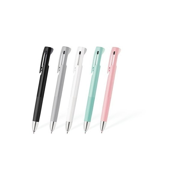 多機能ペン 2色エマルジョンボールペン ブレン 0.7+シャープ B2SA88-BG ブルーグリーン