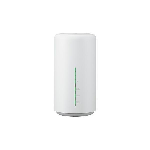 【台数限定送料無料】【中古箱無し】Speed Wi-Fi HOME L02 ホワイト ホームルーター