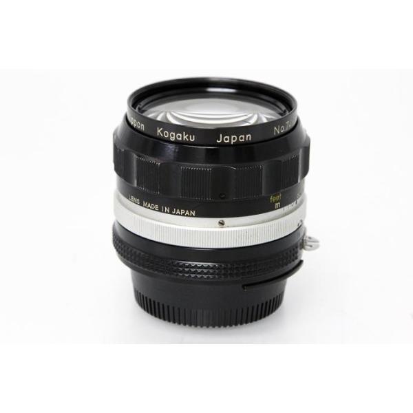 ニコン Ai改 NIKKOR-O Auto 35mm F2 【K365】