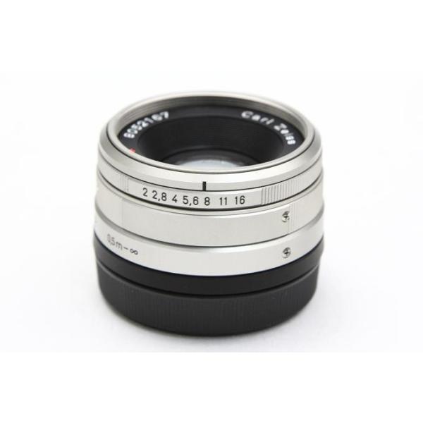 コンタックス CarlZeiss G Planar 35mm F2 レンズスードなど付属品一式付き 【K199】 akiba-ryutsu 06