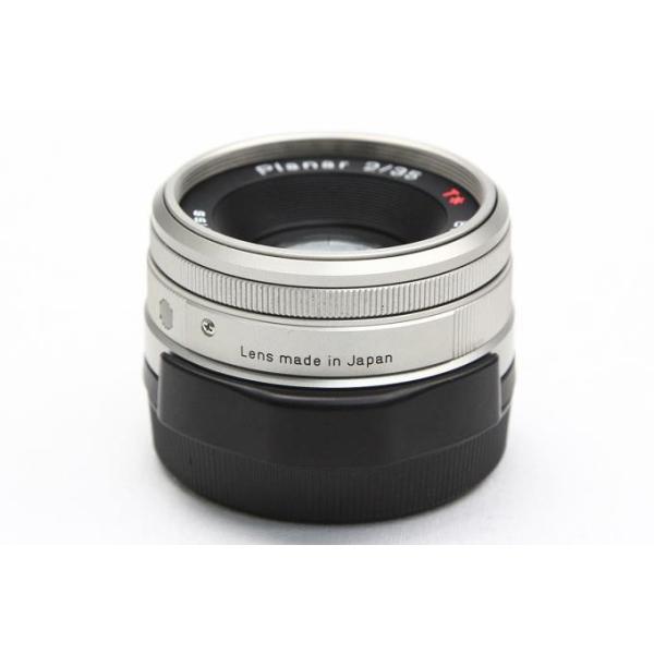 コンタックス CarlZeiss G Planar 35mm F2 レンズスードなど付属品一式付き 【K199】 akiba-ryutsu 07