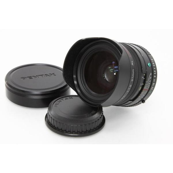 ペンタックス smc PENTAX-FA 31mm F1.8 AL Limited ブラック 【K698】
