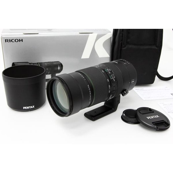 ペンタックス HD PENTAX-D FA 150-450mm F4.5-5.6 ED DC AW 【K1321】