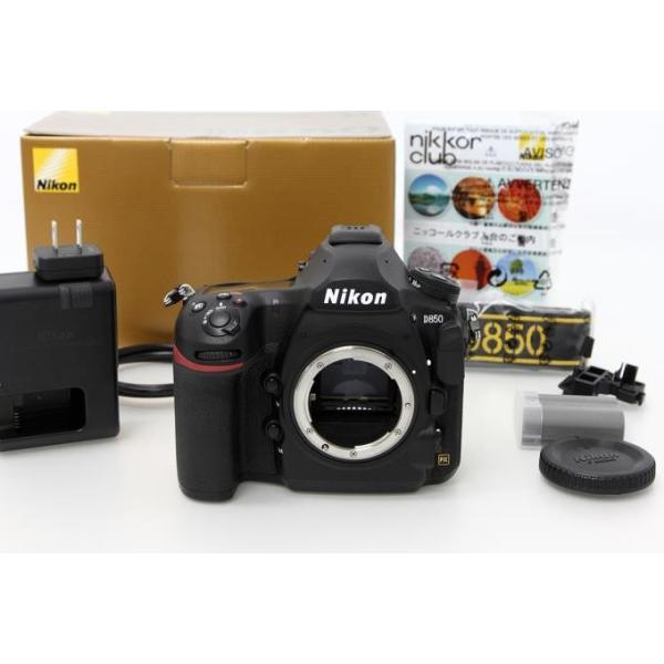 ニコン D850 ボディ シャッター回数69000回以下 K1590-2D4