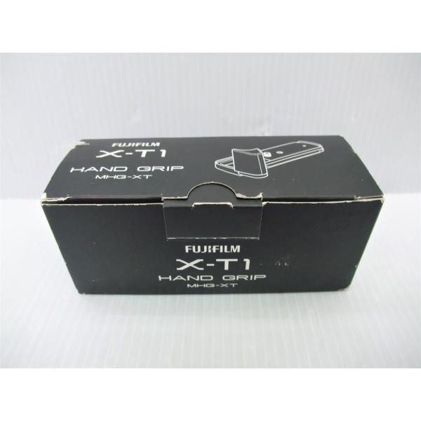 中古未使用品 FUJIFILM X-T1用 メタルハンドグリップ MHG-XT