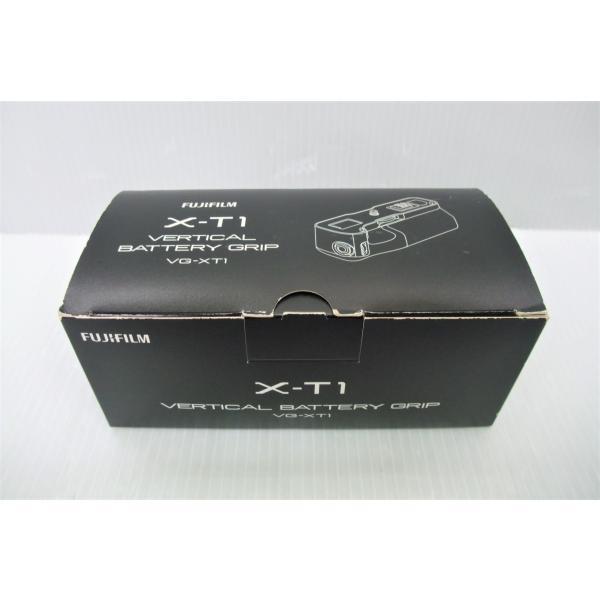 中古未使用品 FUJIFILM X-T1用 縦位置バッテリーグリップ VG-XT1