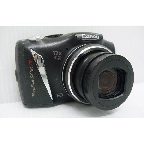 中古 コンパクトデジタルカメラ Canon PowerShot SX130 IS