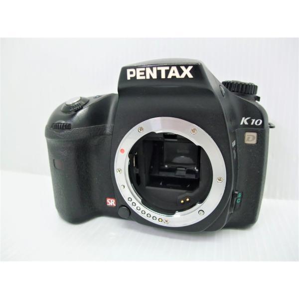 中古 デジタル一眼レフカメラ PENTAX K10D ボディ