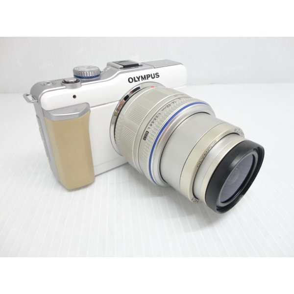 中古 デジタルミラーレス一眼カメラ OLYMPUS E-PL1 レンズキット (14-42mm F3.5-5.6L ED)