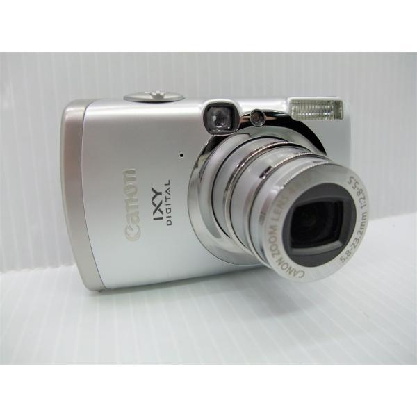 中古 コンパクトデジタルカメラ Canon IXY DIGITAL 810 IS