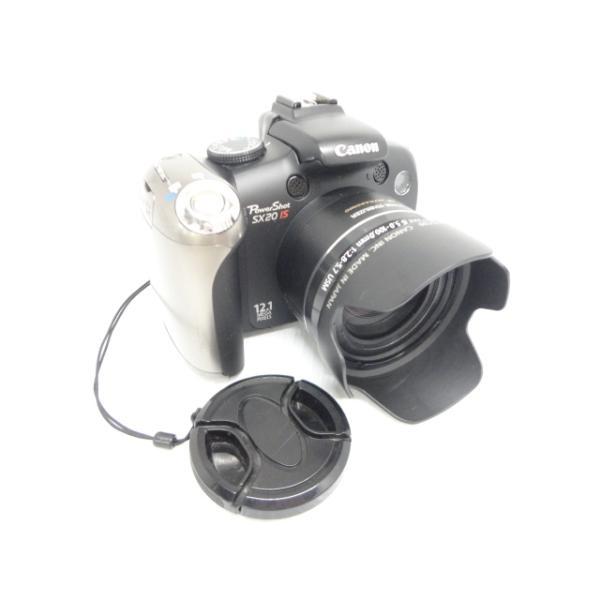 中古 デジタルカメラ CANON PowerShot SX20 IS