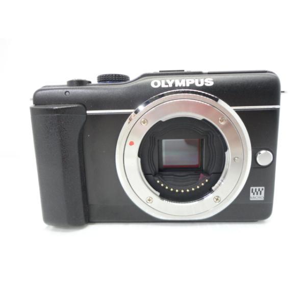 中古 デジタルミラーレス一眼カメラ OLYMPUS E-PL1S ボディ
