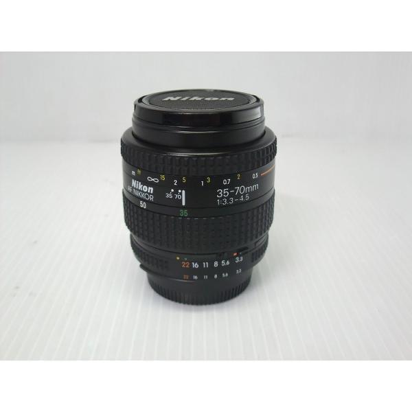 中古 交換レンズ NIKON AF NIKKOR 35-70mm 1:3.3-4.5