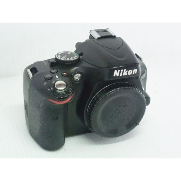 デジタル一眼レフカメラ Nikon D5100 レンズキット(難あり)