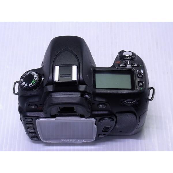 デジタル一眼レフカメラ Nikon D80 ボディ