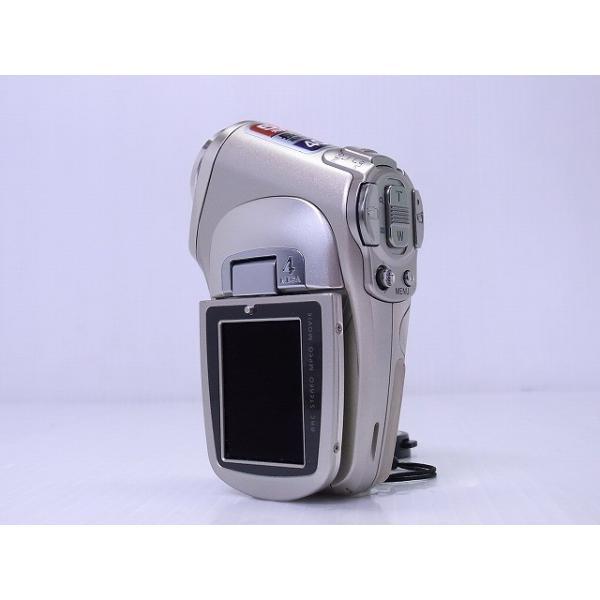 デジタルムービーカメラ SANYO Xacti DMX-C4