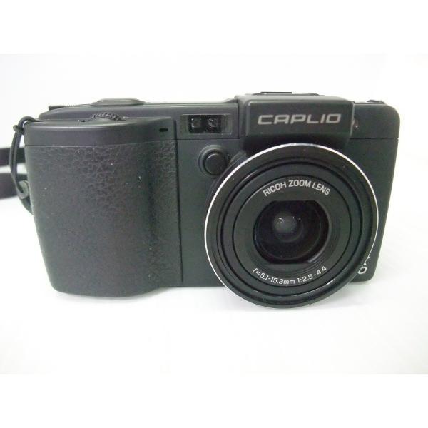 中古 コンパクトデジタルカメラ RICOH CAPLIO GX100