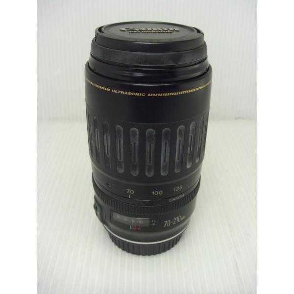 中古 交換レンズ CANON ULTRA SONIC EF 70-210mm 1:2.5-4.5(難あり)