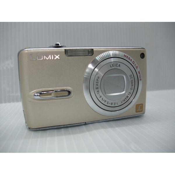 [中古] デジタルカメラ Panasonic LUMIX DMC-FX07