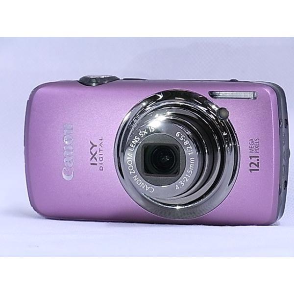 [中古] コンパクトデジタルカメラ Canon IXY DIGITAL 930 IS パープル