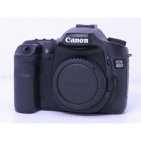 [中古] デジタル一眼カメラ Canon EOS 40D ボディ