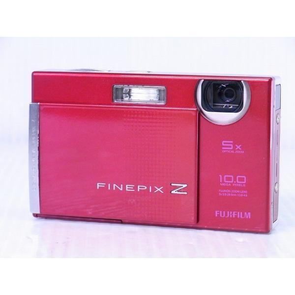 [中古] コンパクトデジタルカメラ FUJIFILM FinePix Z250fd グラデーションレッド
