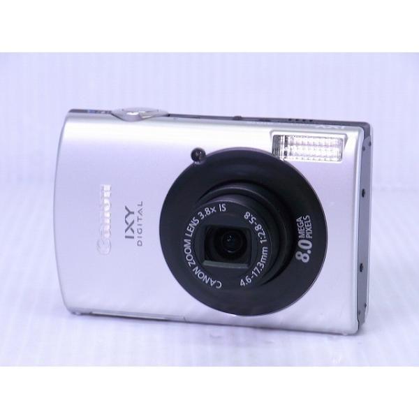 [中古] コンパクトデジタルカメラ Canon IXY DIGITAL 910 IS