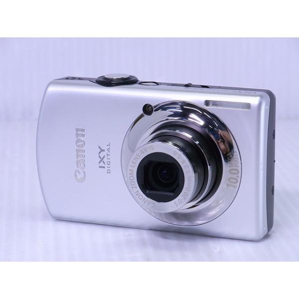 [中古] コンパクトデジタルカメラ Canon IXY DIGITAL 920 IS シルバー