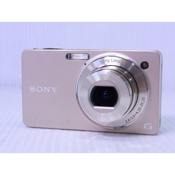 [中古] コンパクトデジタルカメラ SONY Cyber-shot DSC-WX1 ゴールド